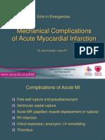 2010 Euroecho Mechanical Complications MI