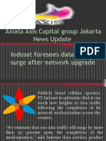 Axiata Axis Capital Group Jakarta News Update Indosat Foresees Data Traffic Surge After Network Upgrade