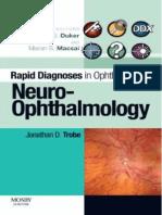 Neur Ophthalmology Rapid Series