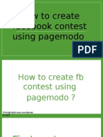 Pagemodo tutorial