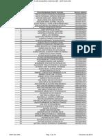 Lista de Clientes EDP Gás GPL