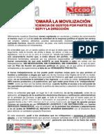 1983541-CCOO Retomara La Movilizacion Ante La Insuficiencia de Gestos Por Parte de SEPI y La Direccion