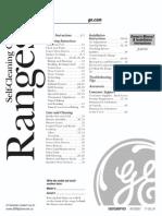 Ge Profile Manual
