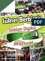 Sukses Berbisnis Sablon Manual Dan Digitalok-libre