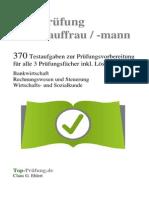 Top-Prüfung Bankkauffrau-leseprobe