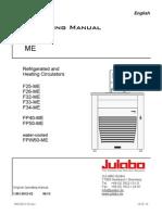 Julabo - Refrigerated and Heating Circulators