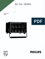 Philips PM5715 Pulse Generator
