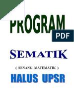 HALUS - MATEMATIK UPSR