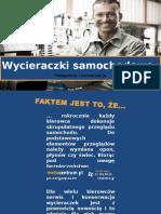 Motocentrum.pl - Wycieraczki samochodowe