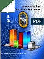 Boletín Estadístico - Universidad Nacional de Huancayo