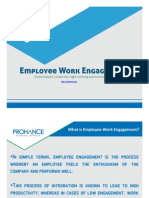 Employee Workplace Engagement