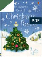 Usborne - Christmas Poems - 2009