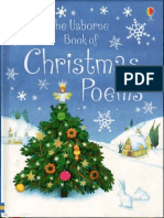 Usborne - Christmas Poems - 2009