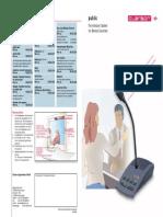 Public 3 Intercom System Service Counters