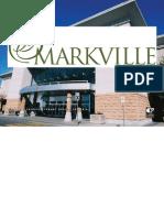 Markville Design Criteria