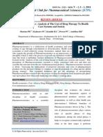 Pharmacoeconomic