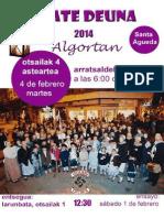 2014020 Agate Deuna