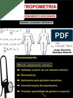 Antropometria II