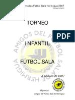 TORNEO INFANTIL 2007