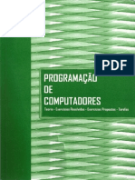 Apostila Programação de Computadores