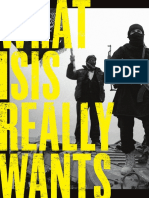What ISIS Really Wants