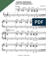 St Thomas/Piano Comping