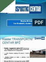 Cluster Transportni Centar