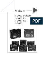 PMV Positioner P 2000 Manual