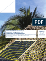 International Trade and Access to Sustainable Energy