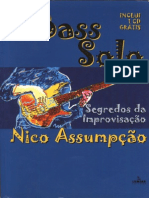 Nico Assumpção Bass Solo