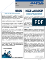 Periodico Alpla Inform, 13.02.2015
