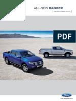 2012 Ranger Brochure