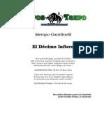 Giardinelli, Mempo - El Decimo Infierno