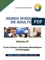 Modulo 4-Docencia Educacion Adultos