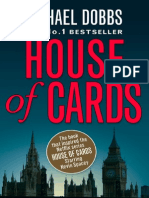 House of Cards, by Michael Dobbs - extract