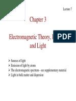 Lecture7 Ch3 Emission
