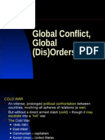 Chinese Global Conflict