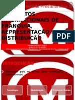 Contratos de Franquia, Representação e Distribuição