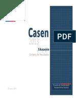 Casen2013_Educacion
