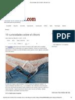 10 Curiosidades Sobre El Clítoris _ Informe21