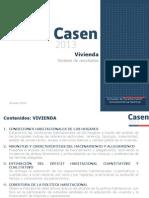 Casen2013_Vivienda