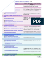 udl guidelines chart  module 3- learning objective 1