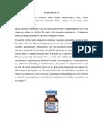 TRATAMIENTO urolitiasis