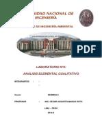 Informe Lab.3 Química II