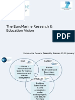 Euromarine researc and Education  Vision_synthse_courte (1).pptx
