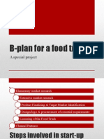 bplan for a food truck