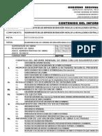 15.-Directiva Informe Mensual