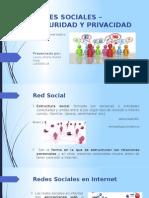 Exposicion Internet. Redes Sociales