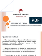 Servimar Ltda