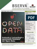 """Analizando el """"extraordinario y apasionante fenómeno"""" del Open Data"""